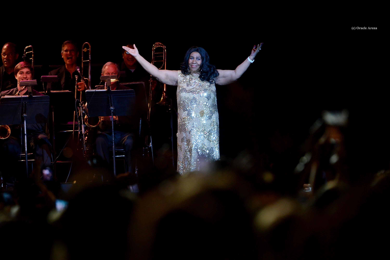 Aretha Franklin - 8.10.15